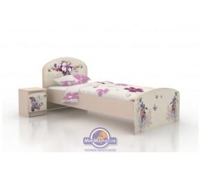 """Кровать Вальтер """"Бабочки"""""""