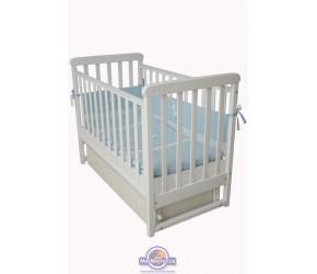 """Кровать детская Верес """"Соня"""" 12 м.ящ.(поперечный)"""