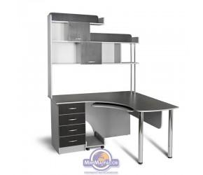 Стол компьютерный Тиса мебель СК-13 престиж