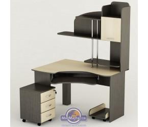 Стол компьютерный Тиса мебель СК-23 престиж