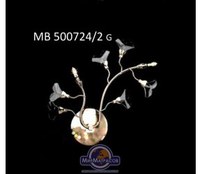 Бра Alvi MB500724/2G