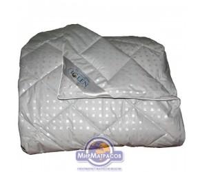 Одеяло пуховое IGLEN (100% пух гусиный) стеганое облегченное