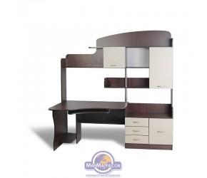 Стол компьютерный Тиса мебель СК-14 престиж