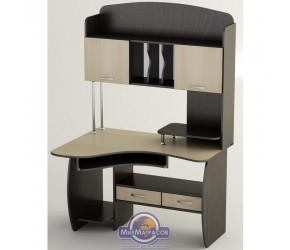 Стол компьютерный Тиса мебель СК-24 престиж