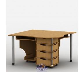 Стол компьютерный Тиса мебель Тиса-04