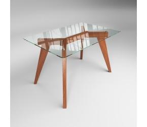 "Стеклянный стол Sentenzo ""Леонардо"""