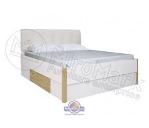 """Кровать """"Флоренция"""" Miro Mark с мягкой спинкой"""