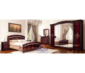 """Спальня """"Роселла"""" Miro Mark (6 дверей) (Перо Рубина)"""