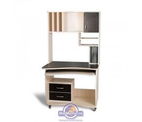 Стол компьютерный Тиса мебель СК-5 престиж