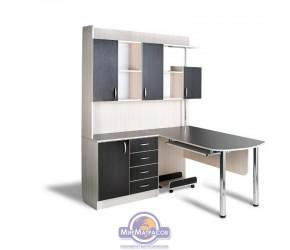 Стол компьютерный Тиса мебель СК-15 престиж