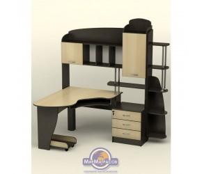 Стол компьютерный Тиса мебель СК-25 престиж