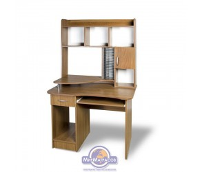 Стол компьютерный Тиса мебель СКМ-3