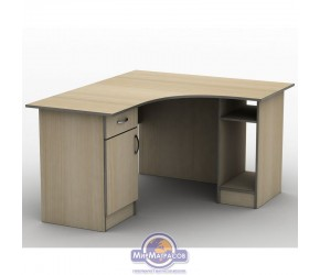 Стол письменный Тиса мебель СПУ-5 (120*120)