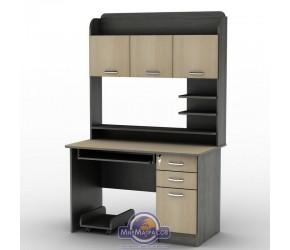 Стол компьютерный Тиса мебель СУ-12