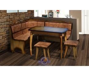 Кухонный комплект Микс-мебель Даллас-04