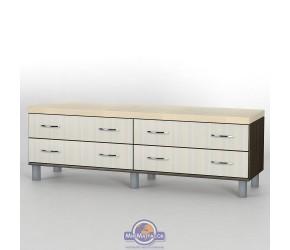 Комод прикроватный Тиса мебель КП-104