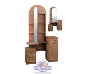 Туалетный стол Мебель-эконом «Камелия-2» (с зеркальной дверью)