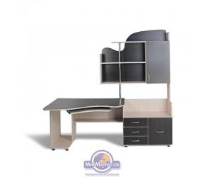 Стол компьютерный Тиса мебель СК-6 престиж