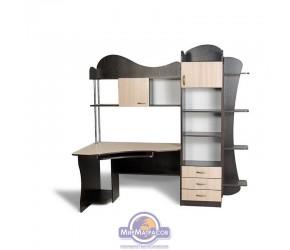 Стол компьютерный Тиса мебель СК-16 престиж