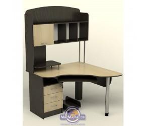 Стол компьютерный Тиса мебель СК-26 престиж