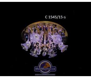 Люстра Alvi C 1545/15G