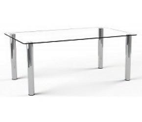 "Стеклянный стол Sentenzo ""Кристалл мини """