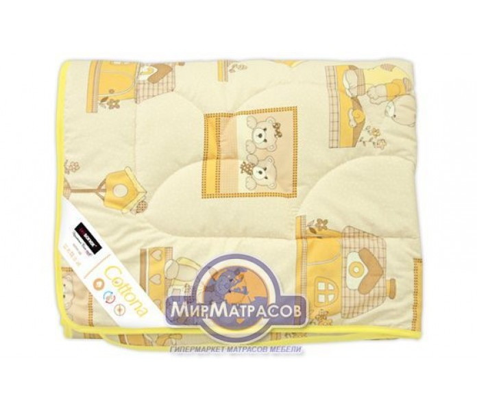 Одеяло детское Sonex хлопковое Cottona Junior