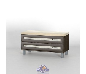 Комод прикроватный Тиса мебель КП-115