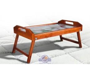 Столик для завтрака Микс-мебель стекло