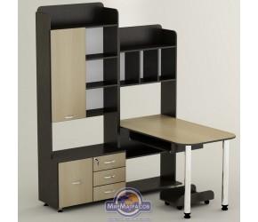 Стол компьютерный Тиса мебель СК-17 престиж