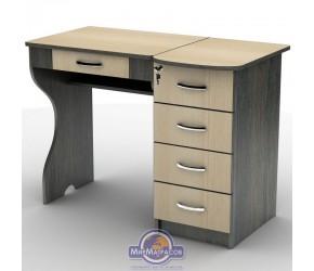 Стол компьютерный Тиса мебель СУ-6