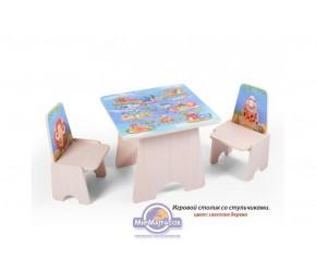 """Игровой столик """"3 игры"""""""
