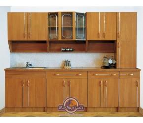 """Кухня Mebel Service """"Павлина"""" длиной 2,6 метра"""